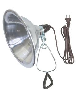 Woods 0151 150-Watt Clamp Light with 8.5-Inch Reflector and