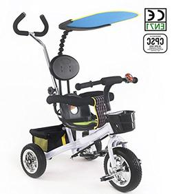 HotOne 023AK 4 In 1 Baby Children Detachable stroller Trike