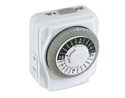 15-Amp 1-Outlet Mechanical Plug-in Countdown Function Timer