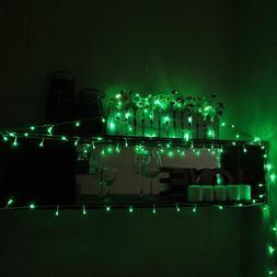 Innoo Tech 100 Led Christmas Twinkle String Tree Lights Gree