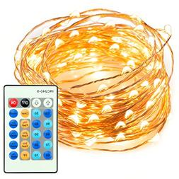 TaoTronics TT-SL036 33ft 100 LED String Lights Dimmable with