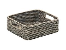 KOUBOO 1060122 Laguna Rattan Shelf and Organizing Basket