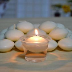 10Pcs/Set Romantic Round Candles Floating Floater Wedding Pa
