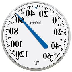 LA CROSSE TECHNOLOGY 104-114 13.5 Round Thermometer