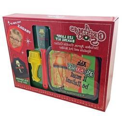 ICUP 15641 A Christmas Story Leg Lamp Baking Kit, Multicolor