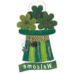 """16.5""""L x 10""""W Saint Patricks Day Decoration Decoration f"""