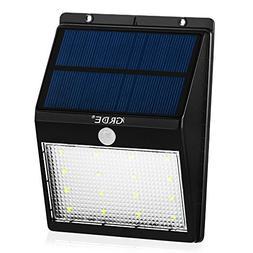 16LED Solar Lights Outdoor Waterproof Motion Sensor Security