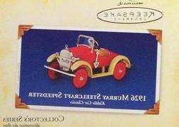 Hallmark Keepsake 1926 Murray Steelcraft Speedster Kiddie Ca