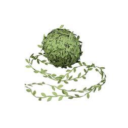 20 <font><b>Yards</b></font> Silk Artificial Leaf Leaves Nat