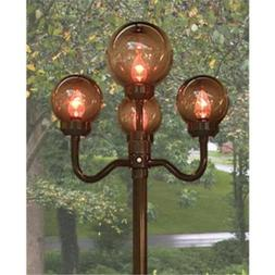 Outdoor Lamp company 202Brz European Street Lamp - Bronze