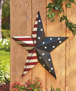 "24"" American Star Metal Fourth 4th of July Home, Garden, Bar"