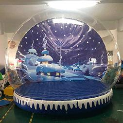 JYNselling 2M 3M Christmas Decor Airblown Inflatable Snow Gl