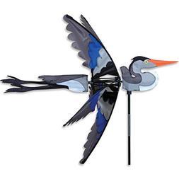 30 In. Great Blue Heron Spinner