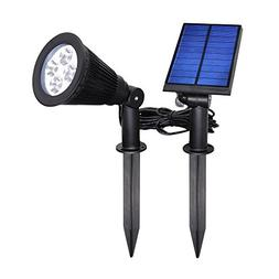 Falove 200 Lumens 4 LED 2 in 1 Installation and Separable W