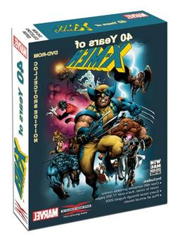 40 Years of X-Men: The Complete Collection