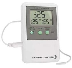 Control Company 4048 Traceable Memory Monitoring Thermometer