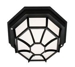Trans Globe Lighting 40582 BC 5-Inch 1-Light Large Outdoor F