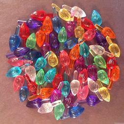 45 Extra Large Twist Bulbs Vintage Ceram