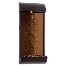 Kenroy Home 50048BRZ Aspen Wall Fountain, Bronze Finish with