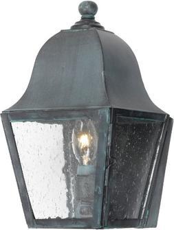 Elk 5330-C 6 by 11-Inch Belmont 1-Light Outdoor Wall Lantern