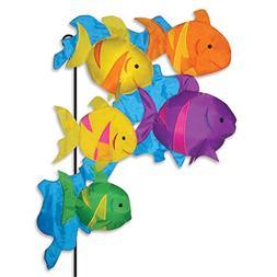 Premier Kites 59109 Garden Charm, School of Fish, 30-Inch