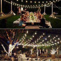6.5M Solar Powered 30 LED String Light Garden Path Yard Deco
