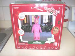 Gemmy 6 Ft Ralphie in Bunny Suit from A Christmas Story Airb