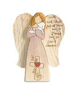 Pavilion Gift Company 78012 First Communion Angel Figurine,