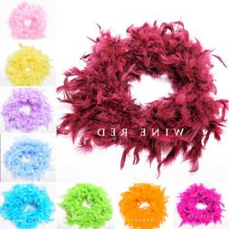 80Gram 2Yard Feather Boa Birthday Bachelorette Party Wedding