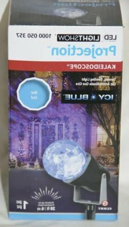 Gemmy 88619 Lightshow Projection-Kaleidoscope Blue