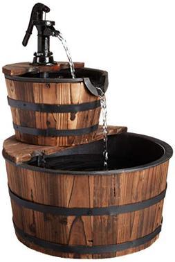 Backyard Expressions 912710 Water Barrel
