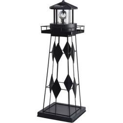 Moonrays 91526 Solar Powered LED Lighthouse