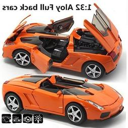 Berry President® Best Quality Alloy Supercar Car Model Vehi