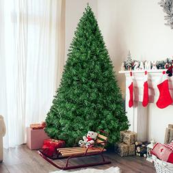 Best Choice Products 6' Premium Hinged Artificial Christmas