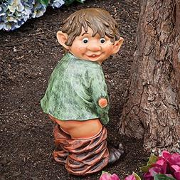 "Bits and Pieces - ""Caught with His Pants Down Garden Elf Sta"