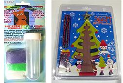 Bundle: Color Instant Snow and Magic Christmas-tree, Have Fu
