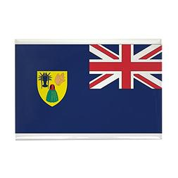 CafePress - Turks Caicos Rectangle Magnet - Rectangle Magnet