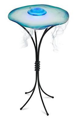 OBreeze FM102BL Floor Mist Fountain, Outdoor Indoor Fountain