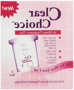Clear Choice At Home Pregnancy Test, 1 test