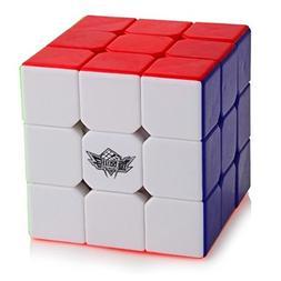 D FantiX Cyclone Boys 3x3 Speed Cube Stickerless Magic Cube