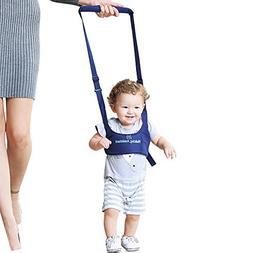 DEDEGUI Blue Handheld Baby Walker Toddler Walking Helper Kid