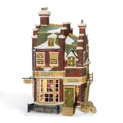 Department 56 Dickens' Village Scrooge and Marley Counting H