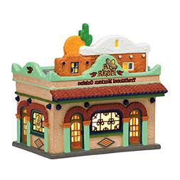 Department 56 Original Snow Village La Fiesta Restaurante Li