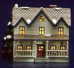 Dept 56 Original Snow Village Farm House 5089-0 Retired