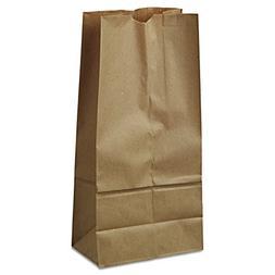 Duro ID# 18416 16# SOS Bag 40# 100% Recycled Natural Kraft 5