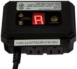 EasyPro EPT19 Outdoor Timer with Photo Eye, 1000-Watt Maximu