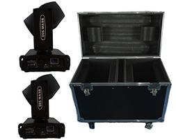 Eshine 2PCS/Lot With Flight Case Beam Moving Head SHARPY 5R