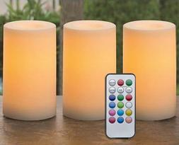 Fabolous Flameless Candles With Timer and Remote Perfect For