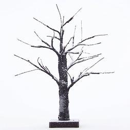 Fashionlite Bonsai LED Light Decorative Xmas Snow Tree,Home/