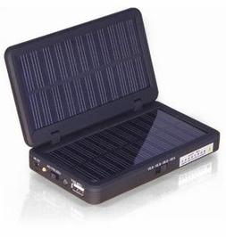 FatCat FC-SOLII Solstice Portable Solar Battery Pack